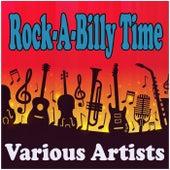 Rock-A-Billy Time de Various Artists