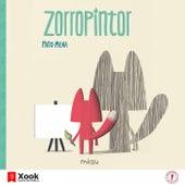 Zorro Pintor de Pato Mena