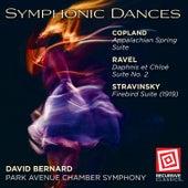 Copland, Ravel & Stravinsky: Symphonic Dances von David Bernard