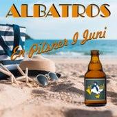 En pilsner i juni de Albatros