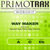 Way Maker (Worship Primotrax) - EP (Performance Tracks) de Oasis Worship