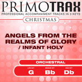 Angels from the Realms of Glory (Christmas Primotrax) - EP (Performance Tracks) by Various Artists