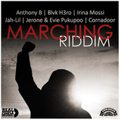 Marching Riddim (Real People Music Presents) by Various Artists