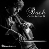 Bach Cello Suties, Vol. 2 de Atomica Music