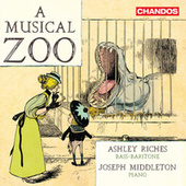 A Musical Zoo by Ashley Riches