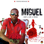 She's Like A Rose by Miguel