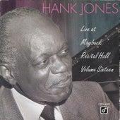 Live At Maybeck Recital Hall, Vol. 16 de Hank Jones