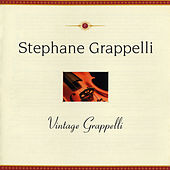 Vintage Grappelli de Stephane Grappelli
