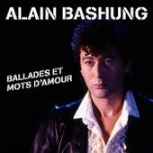 Ballades et mots d'amour by Alain Bashung