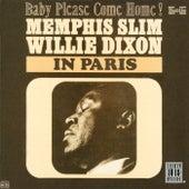 In Paris: Baby Please Come Home! de Memphis Slim