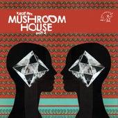 Kapote pres Mushroom House Vol. 2 by Kapote