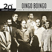 20th Century Masters: The Millennium Collection: Best Of Oingo Boingo by Oingo Boingo