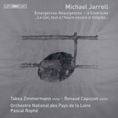 Michael Jarrell: Orchestral Works de Tabea Zimmermann