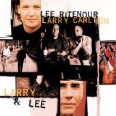 Larry & Lee de Larry Carlton