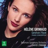 Gershwin & Ravel: Piano Concertos von Hélène Grimaud