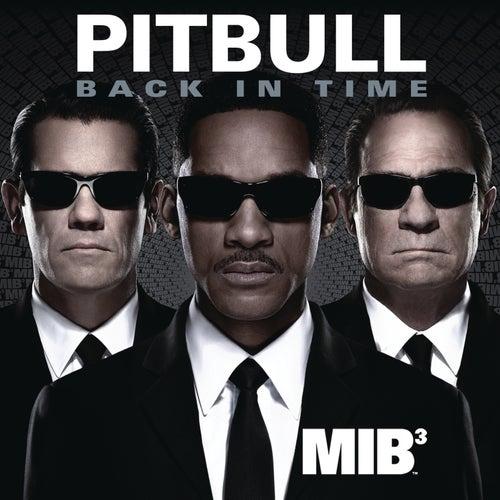 Back in Time de Pitbull