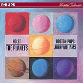 Holst: The Planets von Women Of The Tanglewood Festival Chorus