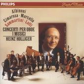 Albinoni / Cimarosa / Marcello / Sammartini / Lotti: Oboe Concertos de Heinz Holliger