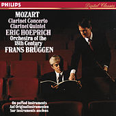 Mozart: Clarinet Concerto in A / Clarinet Quintet in A by Eric Hoeprich