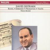 Debussy/Ravel/Ysaÿe: Violin Sonatas/Prokofiev: 5 Mélodies by David Oistrakh
