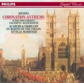 Handel: Coronation Anthems by Joan Rodgers
