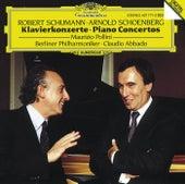 Schumann: Piano Concerto Op.54 / Schoenberg: Piano Concerto Op.42 von Maurizio Pollini
