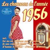 Les chansons de l'année 1956 von Various Artists