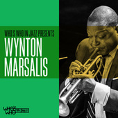 Who's Who in Jazz Presents: Wynton Marsalis by Wynton Marsalis