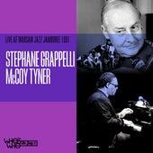Live at Warsaw Jazz Jamboree 1991 by Stéphane Grappelli
