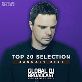 Global DJ Broadcast - Top 20 January 2021 de Markus Schulz
