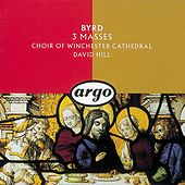 Byrd: The Three Masses de Choir Of Winchester Cathedral