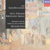 Verdi: Simon Boccanegra von Leo Nucci