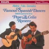Famous Spanish Dances by Pepe Romero