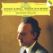 Liszt: Sonata in B minor; Nuages gris; Unstern! Sinistre; La lugubre gondola; R.W.-Venezia von Maurizio Pollini
