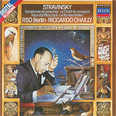 Stravinsky: Symphony of Psalms etc. di Berlin Radio Chorus