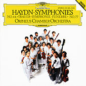 Haydn: Symphonies Nos. 44 & 77 de Orpheus Chamber Orchestra