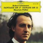 Schumann: Sonata for Piano Op.11; Fantasia Op.17 von Maurizio Pollini