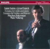 Franck: Violin Sonata//Saint-Saëns: Violin Sonata No.1 by Pinchas Zukerman