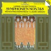 Beethoven: Symphonies Nos.7 & 8 by Wiener Philharmoniker