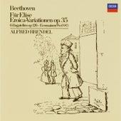 Beethoven: Für Elise; Eroica Variations, Op.35; 6 Bagatelles Op.126; 6 Ecossaises by Alfred Brendel