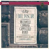Verdi: I Due Foscari by Piero Cappuccilli