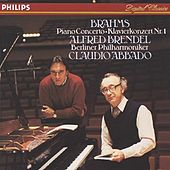 Brahms: Piano Concerto No.1 by Alfred Brendel