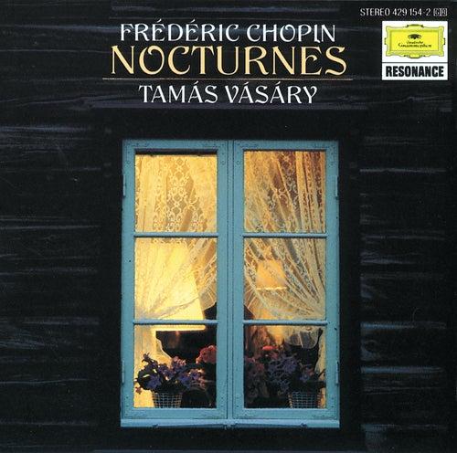 Chopin: Nocturnes by Tamás Vásáry