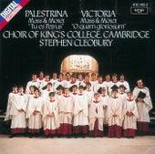 Victoria/Palestrina: Masses & Motets von Choir of King's College, Cambridge