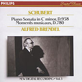 Schubert: Piano Sonata In C minor, D958; 6 Moments Musicaux, D.780 by Alfred Brendel
