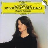 Schumann: Kinderszenen; Kreisleriana von Martha Argerich