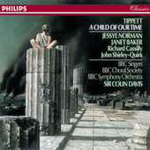 Tippett: A Child of Our Time de Various Artists