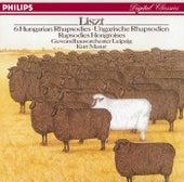 Liszt: Hungarian Rhapsodies de Gewandhausorchester Leipzig