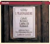 Verdi: I Masnadieri von Lamberto Gardelli