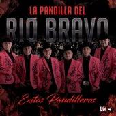 Éxitos Pandilleros Vol. 4 de La Pandilla Del Rio Bravo